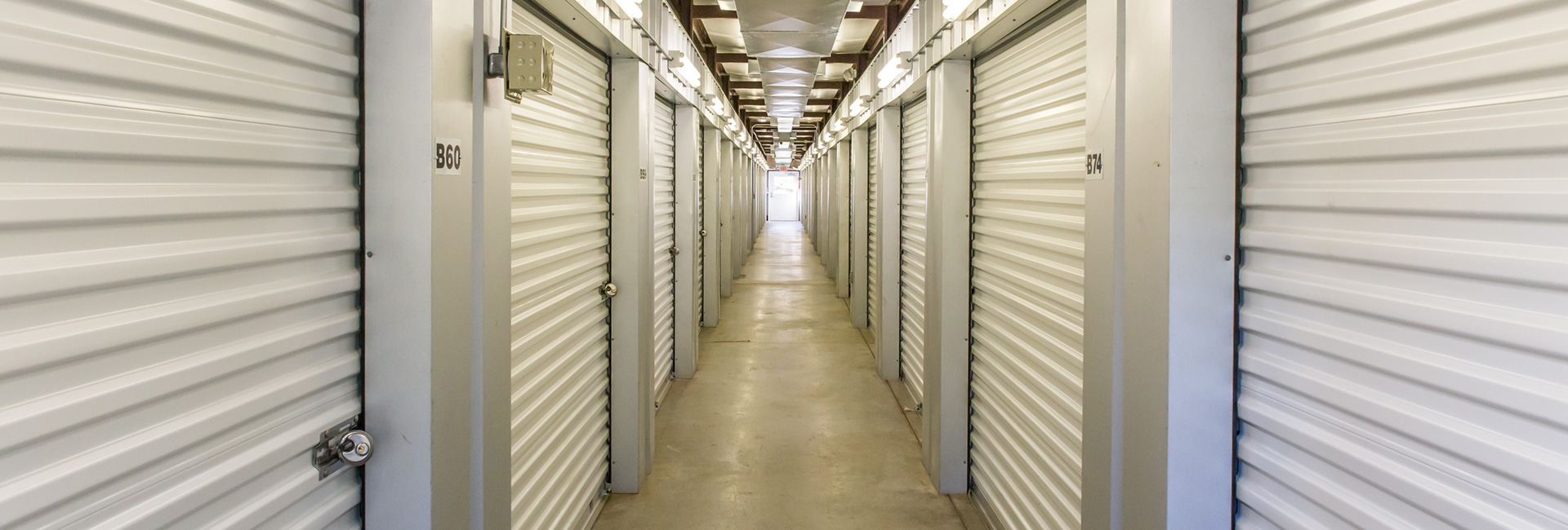 Climate Controlled American Self Storage